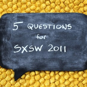 Featured on @brainpickings SXSW Photo Interview